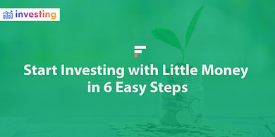 Investing with little money